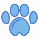 animals, dog, paw, pawprint, pet