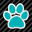 animal, animals, breed, domestic, mammal, paw, pet icon