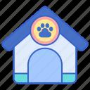 animal, boarding, dog, pet icon