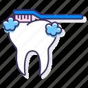 brushing, dental, teeth, tooth