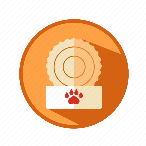 animal, dog food, feed, сanned icon