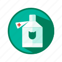 animal, cat, medicine, mixture, pills icon