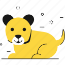 dog, animal, pet, puppy icon