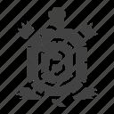 pet, reptile, shop, turtle icon