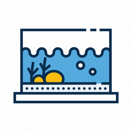 Aquarium, fish, pet, pet shop, water animal icon - Download on Iconfinder