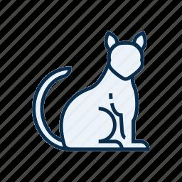 animal, cat, kitten, pet, pet shop icon