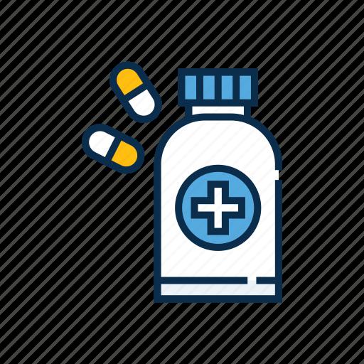 cure, medical, medicine, pet shop, pill icon