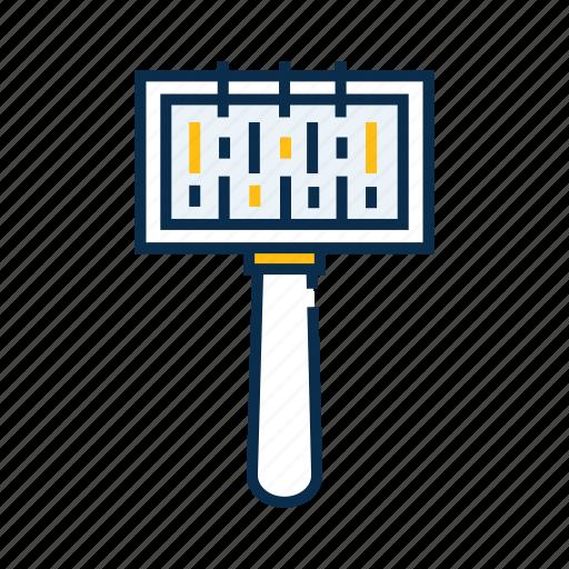 Hairbrush, pet, pet brush, pet care, pet comb, pet shop icon - Download on Iconfinder