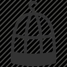 bird, bird cage, cage, mew, pet, prison icon