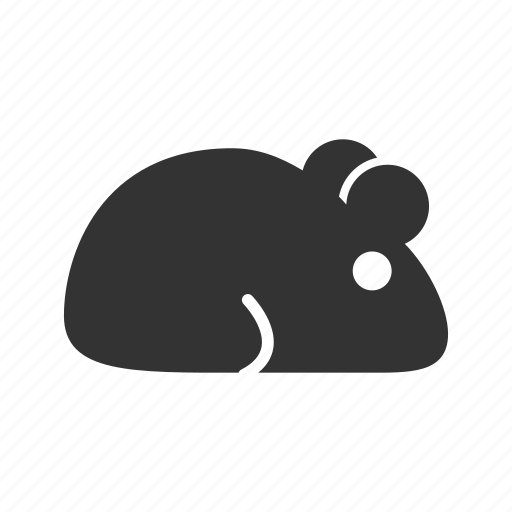 animal, cuddly, cute, guinea pig, hamster, mouse, pet icon