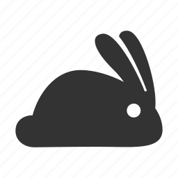 bunny, feed, food, hares, pet, rabbit icon