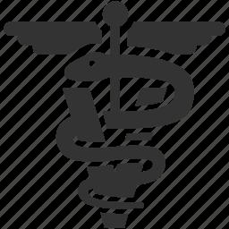aesculapius, animal hospital, medical, pet, vet, veterinarian, veterinary icon