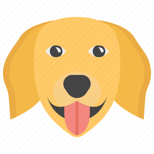 canine animal, dog, domestic animal, hound, pappy, pet icon