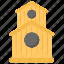 animal house, cottage, pet home, bird's house, nest, habitat