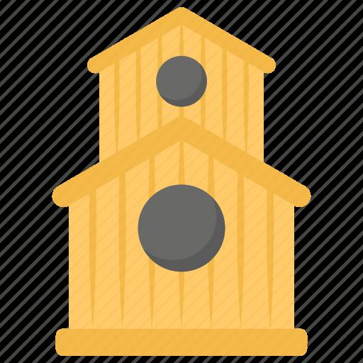 animal house, bird's house, cottage, habitat, nest, pet home icon