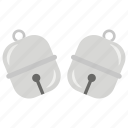 ringer, chime, gong, ding dong, bell, alarm icon