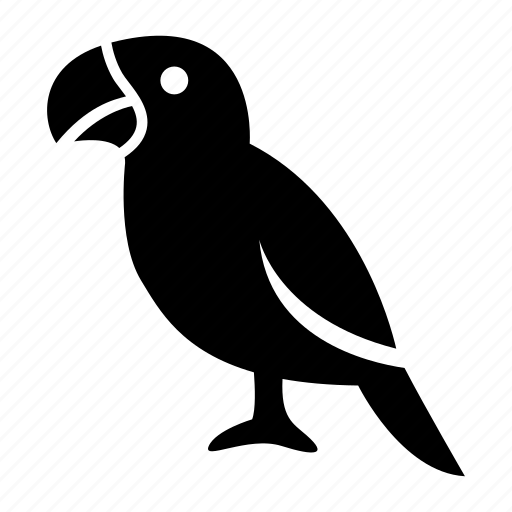 Bird Parrot Pet Icon Download On Iconfinder