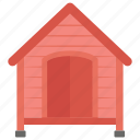 accommodation, architecture, house apartment, pet house, residential building icon