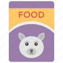 cat food, feeding, nutritious meal, pet food, pet supplement icon