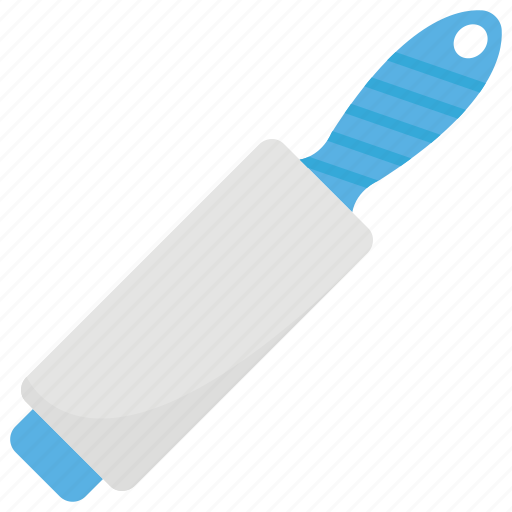 bending, lint roller, roller, scroll, twister icon