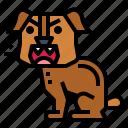 animal, barking, dog, pets, sound