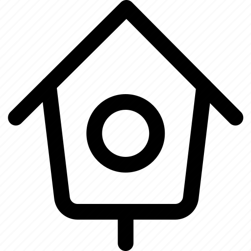 Bird, house, home, animals, pets icon - Download on Iconfinder
