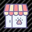 store, market, shop
