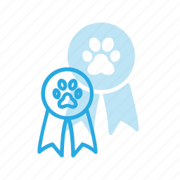 animal, awward, badge, competition, pet, pets icon