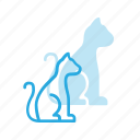 animal, cat, company, pet, pets icon