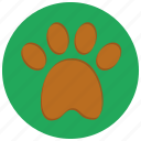 animal, cat, dog, paw, paw print, pet, pets