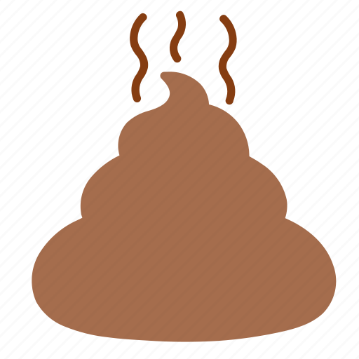 crap, cream, miscellaneous, poo, poop, shit icon