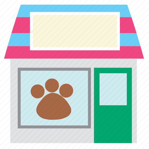 care, health, hospital, pet, shop, store icon