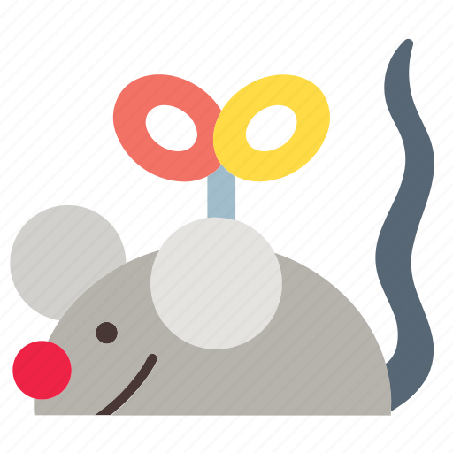 animal, mouse, pet, play, rat, toy icon