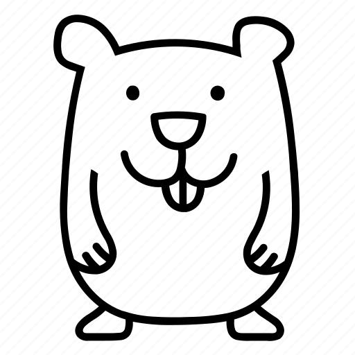 animal, hamster, mammal, pet, rodent icon