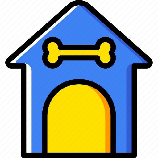 Animal, dog, house, pet, petshop icon - Download on Iconfinder