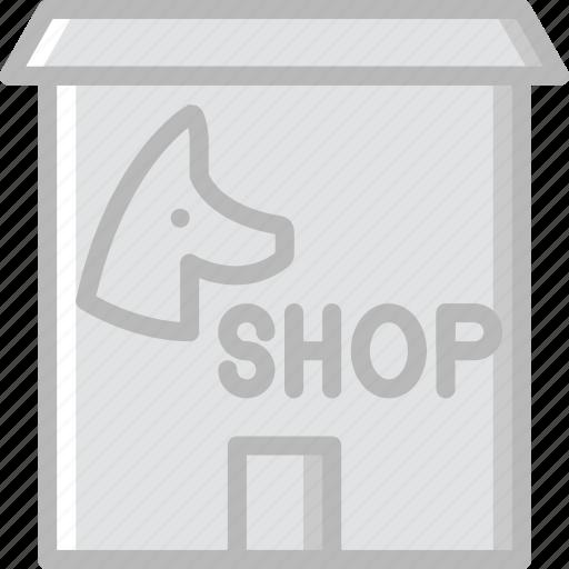 animal, pet, petshop icon