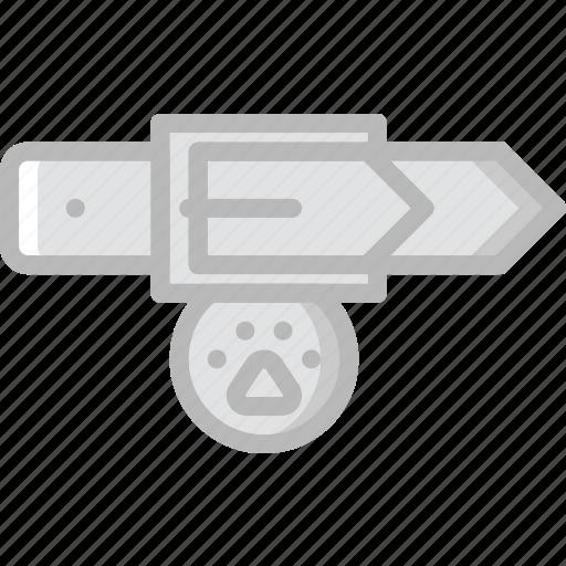 Animal, dog, leash, pet, petshop icon - Download on Iconfinder