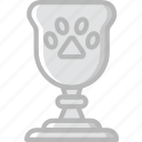 animal, pet, petshop, trophy icon