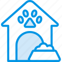 animal, dog, house, pet, petshop