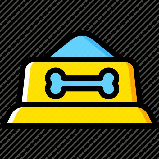 Animal, bowl, dog, pet, petshop icon - Download on Iconfinder