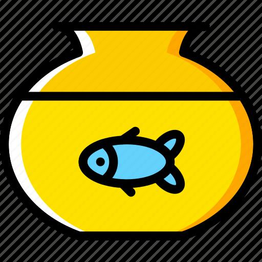 animal, fish, pet, petshop icon
