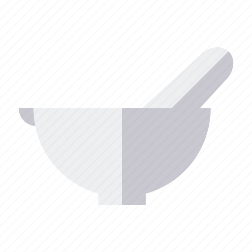 health care, laboratory, medicine, mortar, pestle, pharmaceutics icon