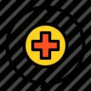 care, health, medical, medicine, pharmacy icon