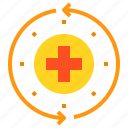 care, health, medical, medicine, pharmacy icon