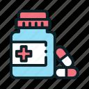 capsule, medical, medicine, pharmacy, tablet