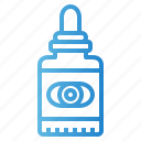 dropper, eyedropper, healthcare, tools icon