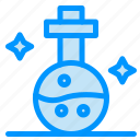 flask, lab, medical, tube icon