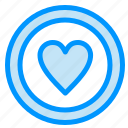 board, love, medical, sign icon