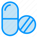 drug, medical, pills, tablet icon