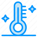 medical, temperature, thermometer, weather icon